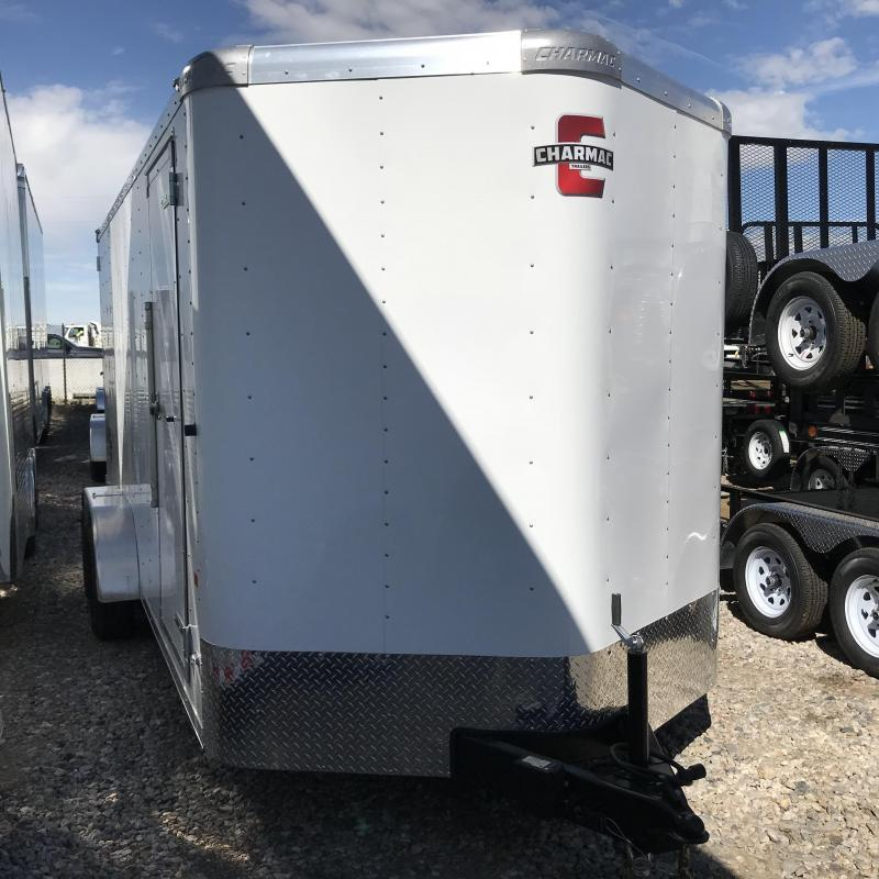 2018 Charmac Trailers 7 x 16 Enclosed Cargo Trailer
