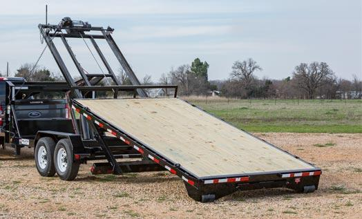 2018 PJ Trailers Rolloff Deck (For Rollster Trailer)