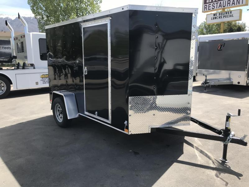 2018 Haulmark 6X12 VG3000 Enclosed Cargo Trailer
