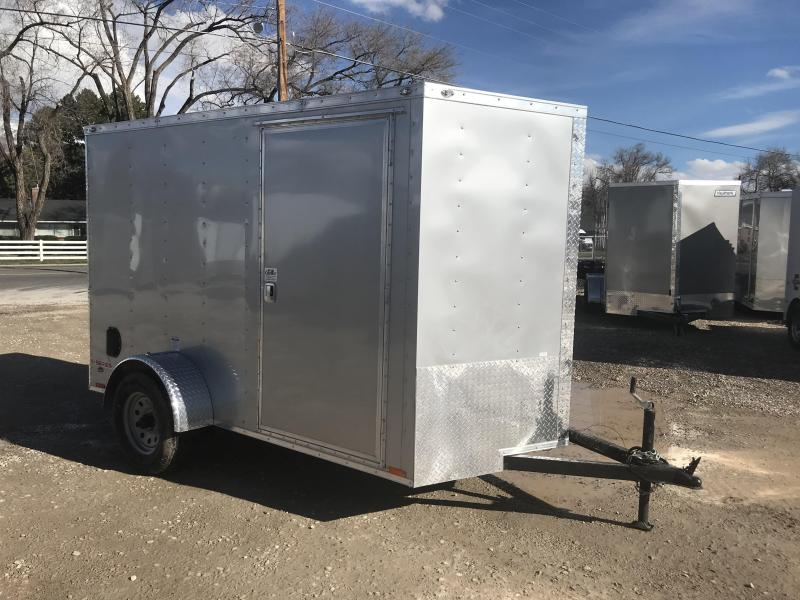 2019 Cargo Mate 6X10 E-Series Enclosed Cargo Trailer