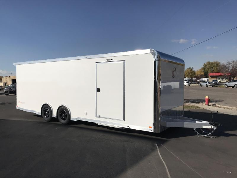 2018 inTech Trailers 26 iCon Race Trailer