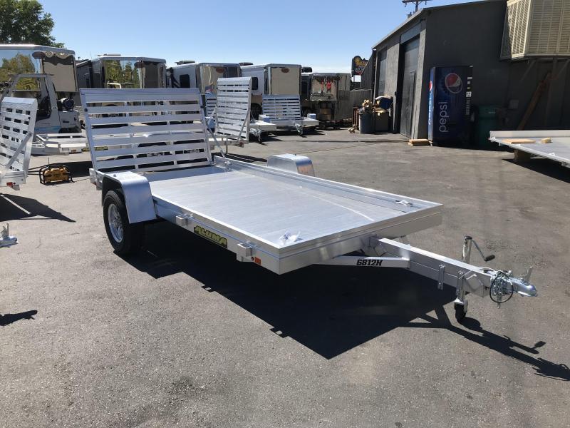 2019 Aluma 68x12 6812H Utility Trailer