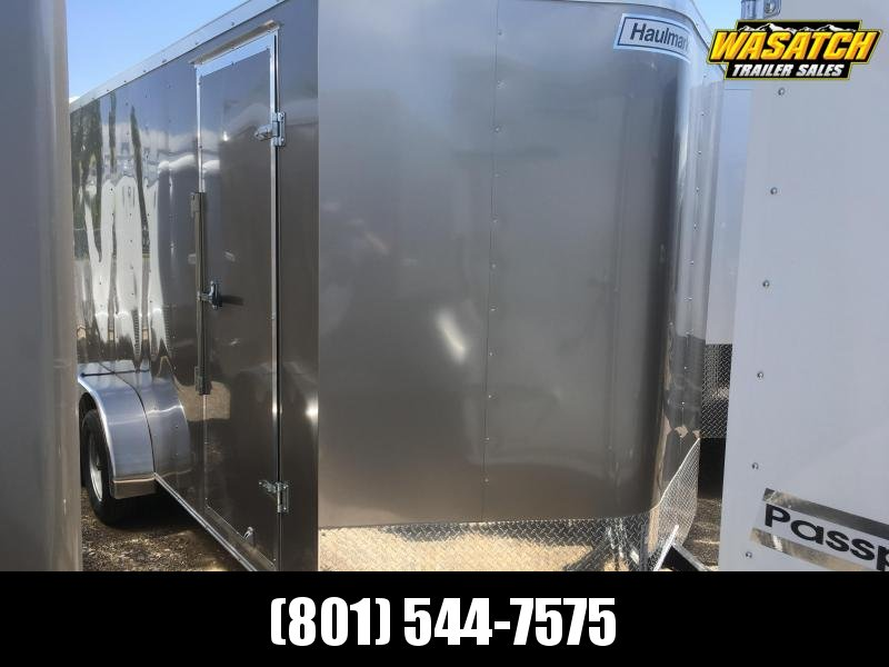 2019 7x16 Haulmark Passport Cargo Trailer