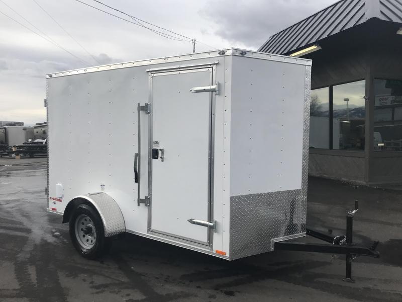 2018 Cargo Mate 6X10 Edge Series Enclosed Cargo Trailer