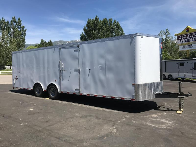 2014 Charmac Trailers 28 Legend Car Hauler