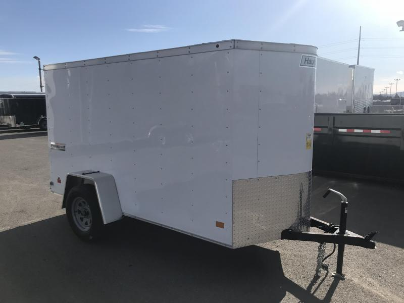 2018 Haulmark 5X10 Passport Enclosed Cargo Trailer