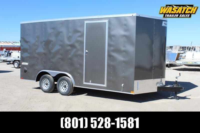 Haulmark 85x16 Passport Deluxe Enclosed Cargo Trailer