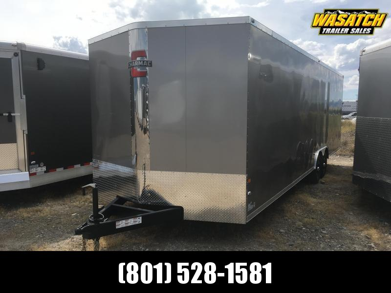 2019 Charmac Trailers 100x28 Stealth Car / Racing Trailer