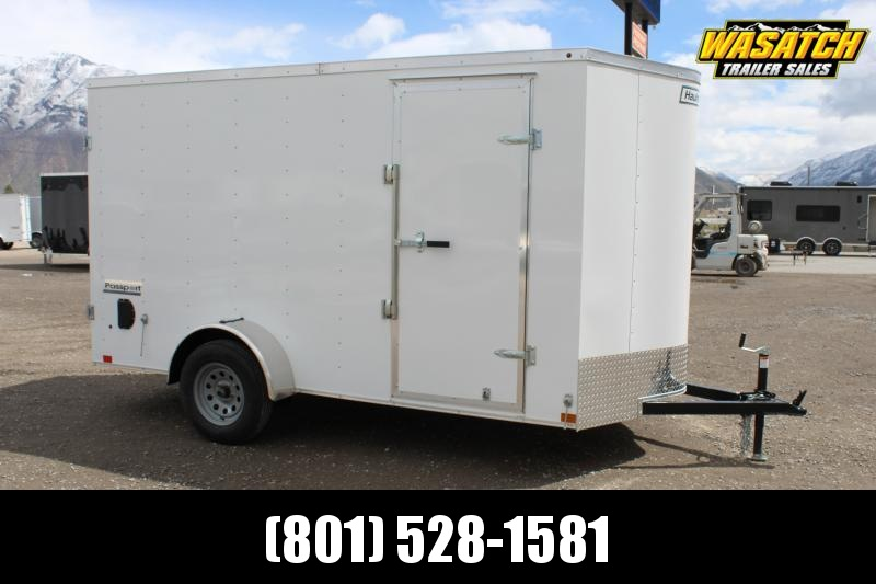 ***Haulmark 6x12 Passport Enclosed Cargo Trailer***