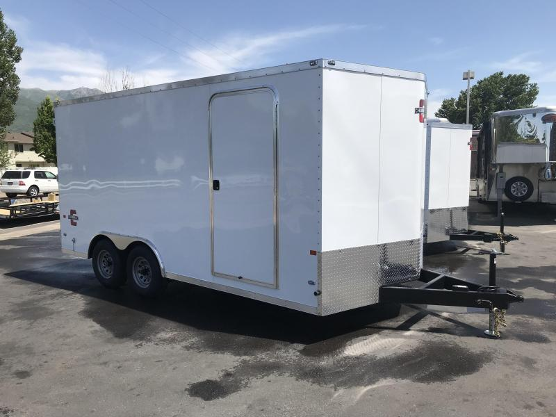 2018 Charmac Trailers 100x16 Stealth Enclosed Cargo Trailer