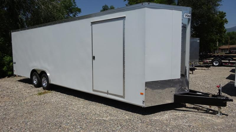 Enclosed Racing Trailers Wasatch Trailer Sales Layton