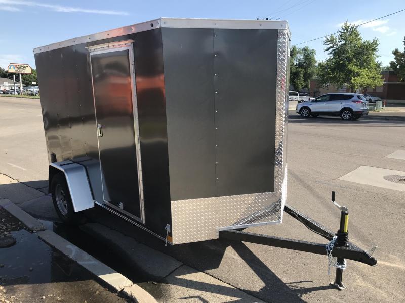 2018 Haulmark 6X10 VG3000 Enclosed Cargo Trailer