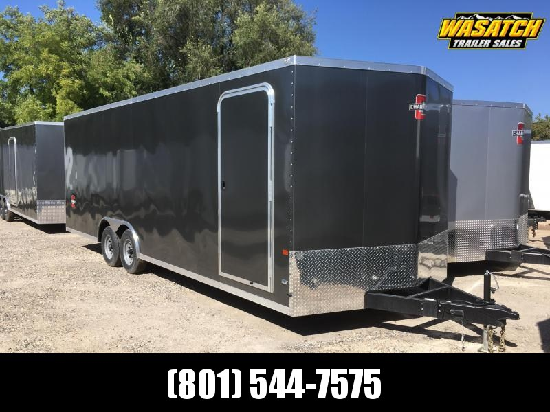 2020 Charmac Trailers 100x26 Stealth Enclosed Cargo Trailer