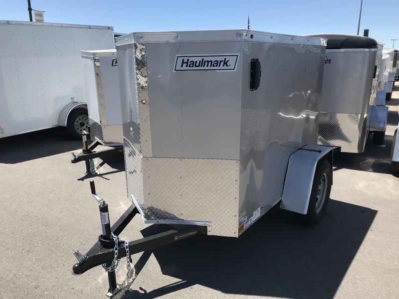 2018 Haulmark 4x6 VG3000 Enclosed Cargo Trailer