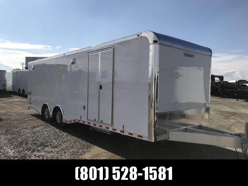 Haulmark Aluminum Race 8.5x28 Car / Racing Trailer