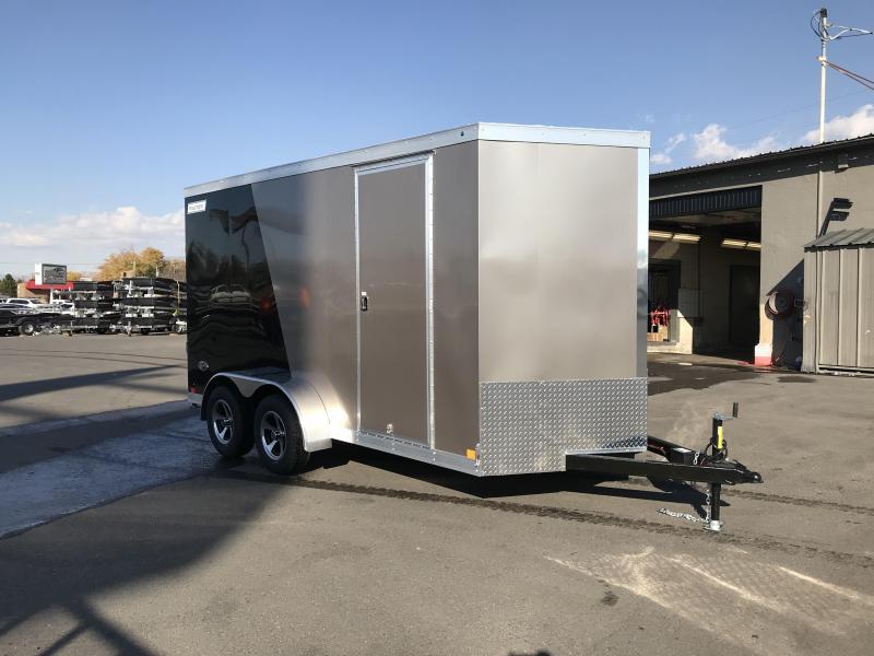 2018 Haulmark 7X14 VG3000 Series Enclosed Cargo Trailer