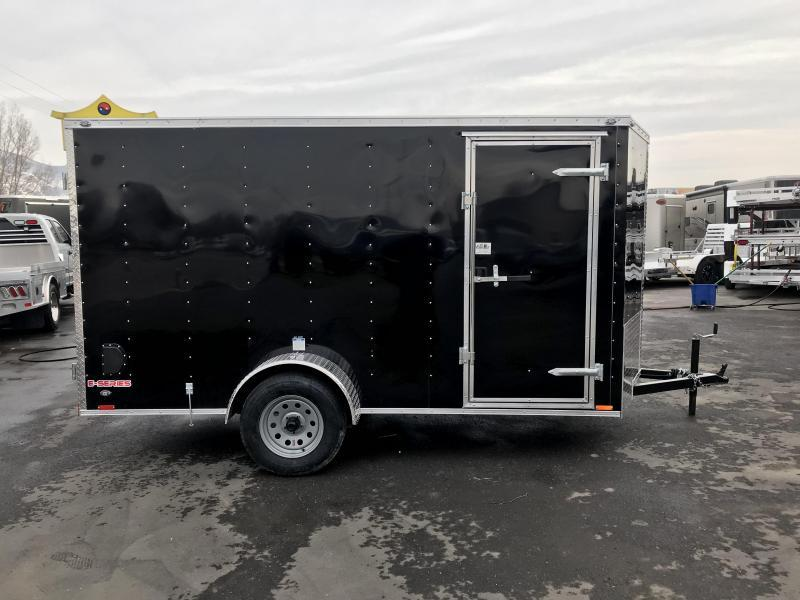 2018 Cargo Mate 6X12 ES Enclosed Cargo Trailer