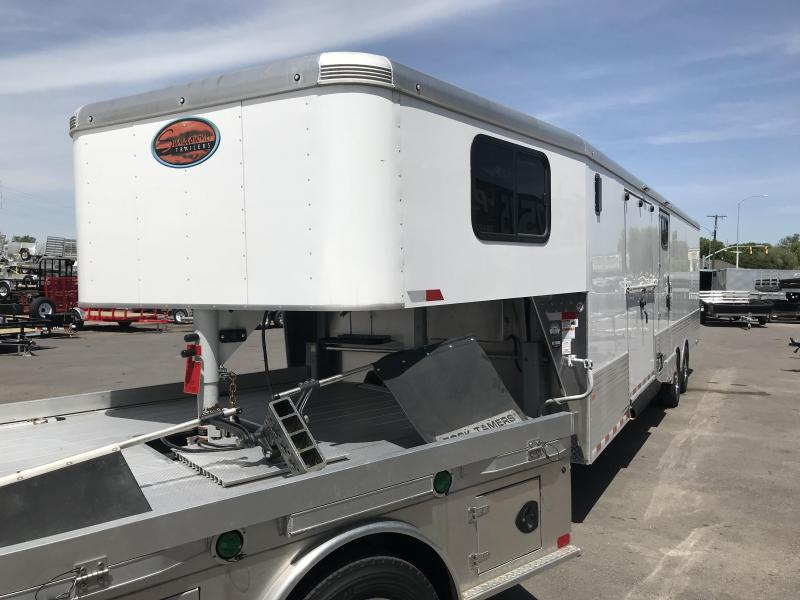 2018 Sundowner Trailers 38 Snowmobile Trailer