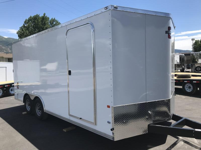 2018 Charmac Trailers 100x18 Stealth Enclosed Cargo Trailer