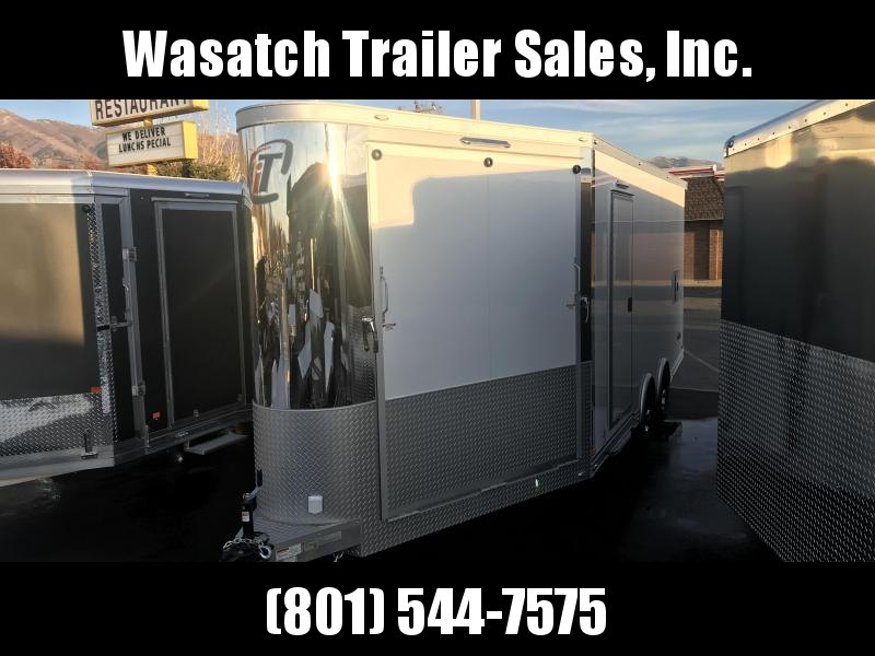 2018 inTech Trailers 25ft Snowmobile Trailer