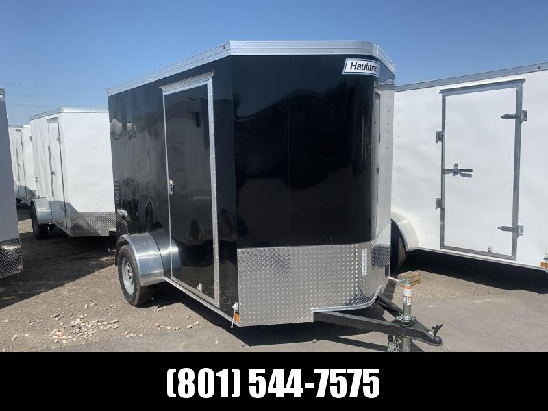 2019 Haulmark 6x10 Transport Enclosed Cargo Trailer