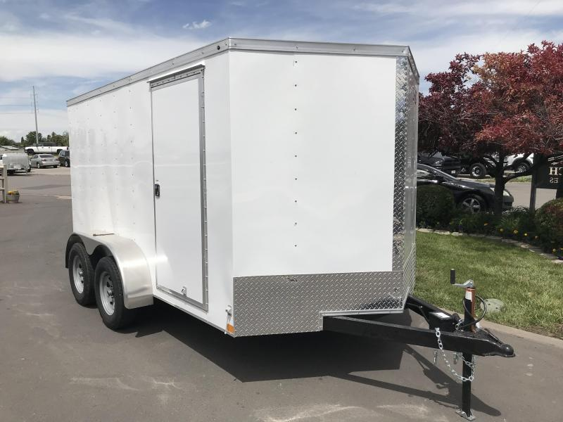 2018 Haulmark 7 x 12 VG3000 Enclosed Cargo Trailer
