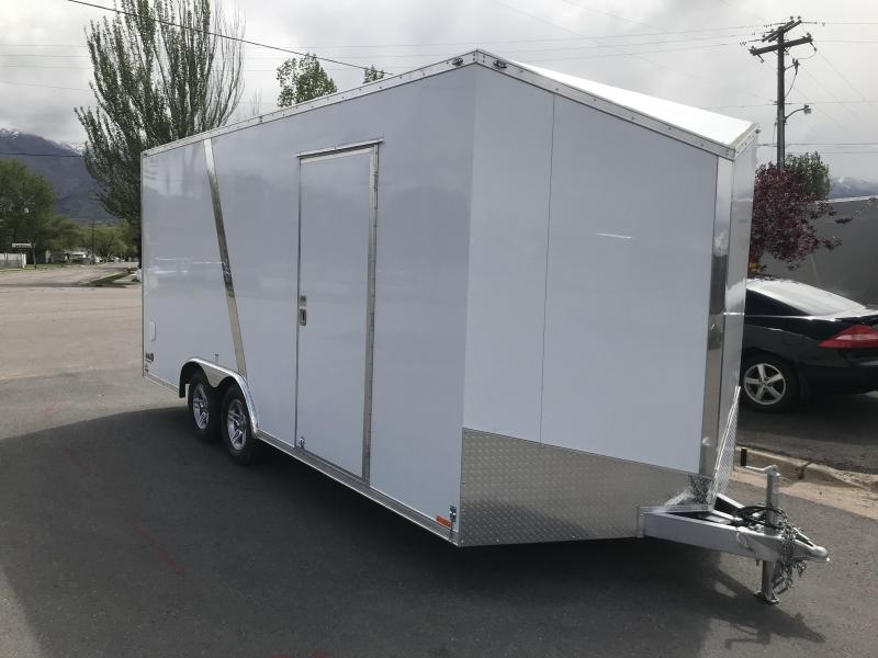 2019 Cargo Mate 8 x 18 Redline Enclosed Cargo Trailer
