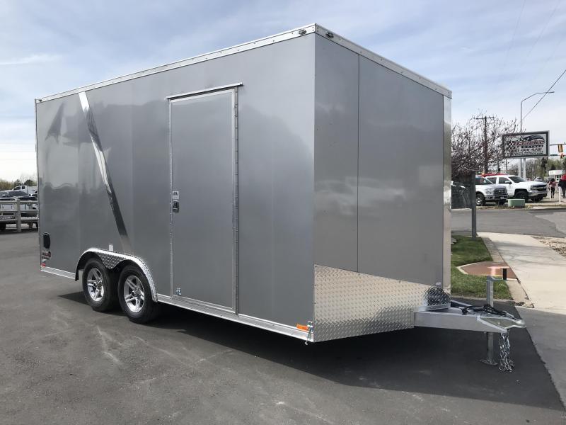 2019 Cargo Mate 8 x 16 Redline Enclosed Cargo Trailer