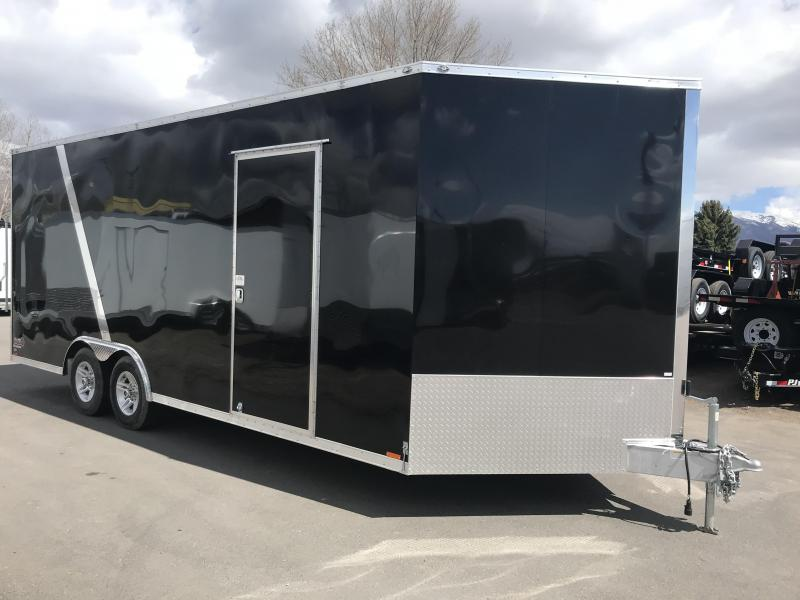 2019 Cargo Mate 8x24 RedLine Enclosed Cargo Trailer