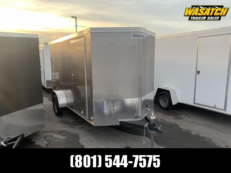2020 Haulmark 6x12 Transport Enclosed Cargo Trailer