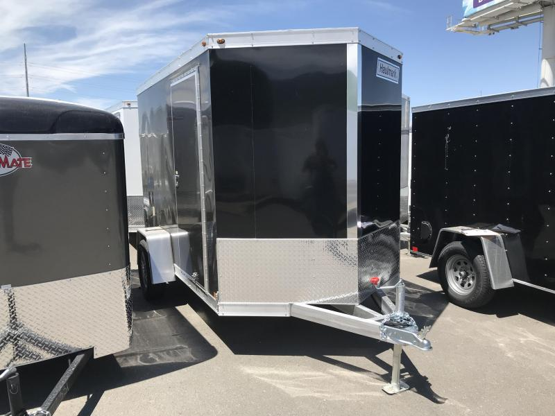 2018 Haulmark 6 x 10 ALX Enclosed Cargo Trailer