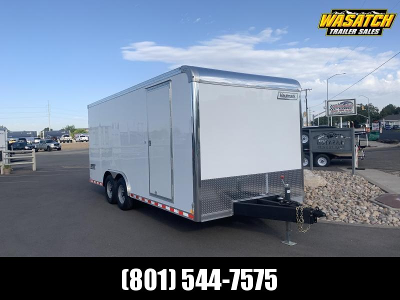 2019 Haulmark 20ft Grizzly Enclosed Cargo Trailer