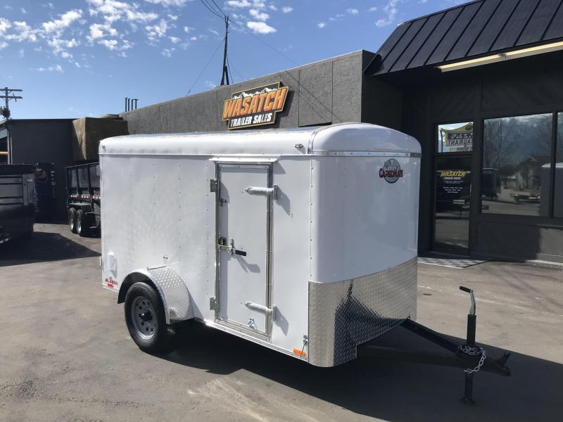 2018 Cargo Mate 5X10 Blazer Enclosed Cargo Trailer