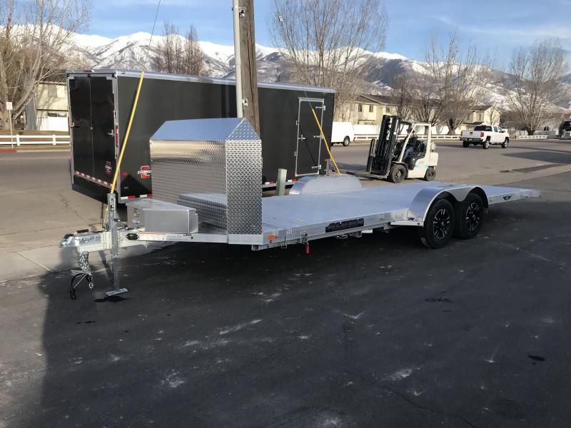 2018 Aluma 8220 25th Anniversary Car Hauler