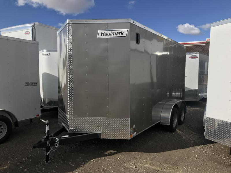 2018 Haulmark 7X14 VG7000 Series Enclosed Cargo Trailer