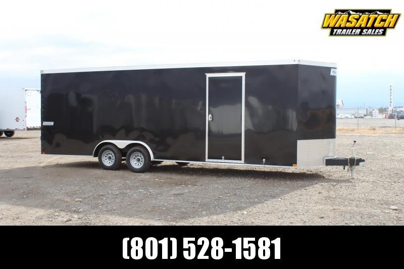Haulmark 8.5x24 Transport Enclosed Steel Cargo