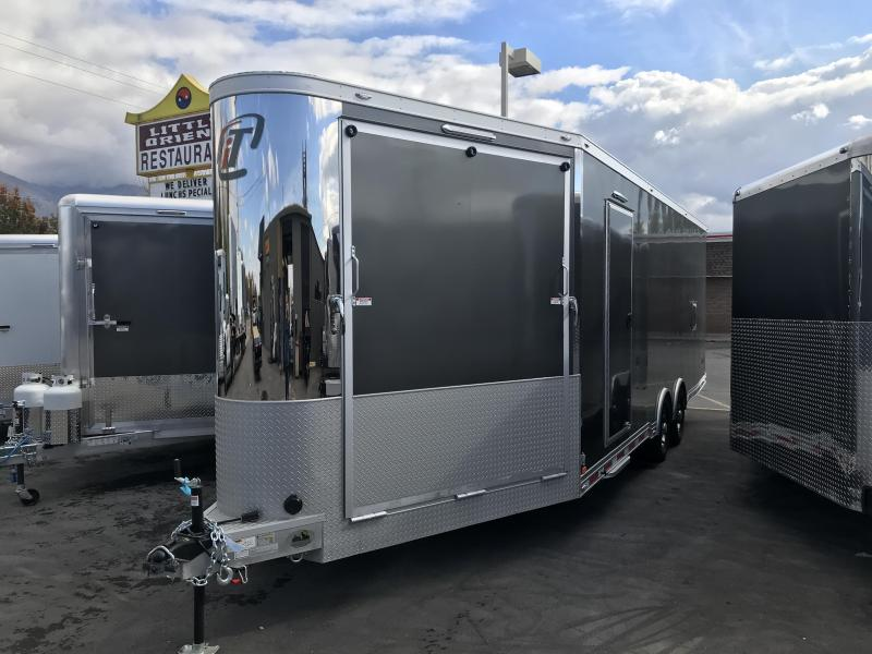 2018 inTech Trailers 31ft Snowmobile Trailer