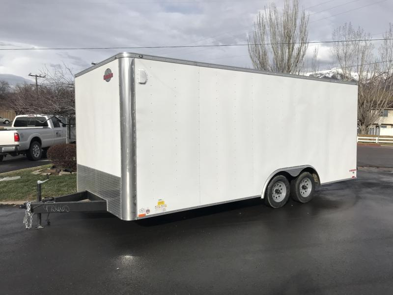 2018 Cargo Mate 8X20 ES Enclosed Cargo Trailer