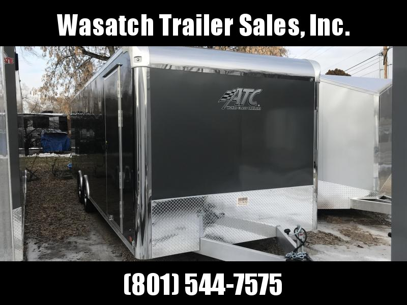 2019 ATC 24' Raven Enclosed Cargo Trailer