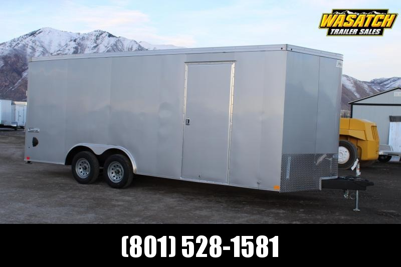 Haulmark 8.5x20 Transport Enclosed Cargo Trailer