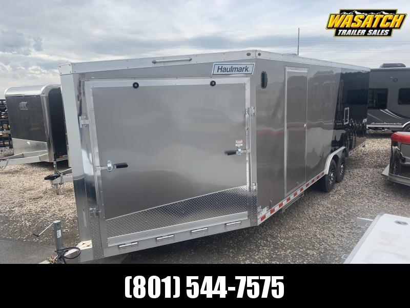 2020 Haulmark HASA85X24WT4 Snowmobile Trailer