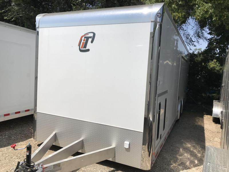 2018 inTech Trailers 28 iCon Racing Trailer