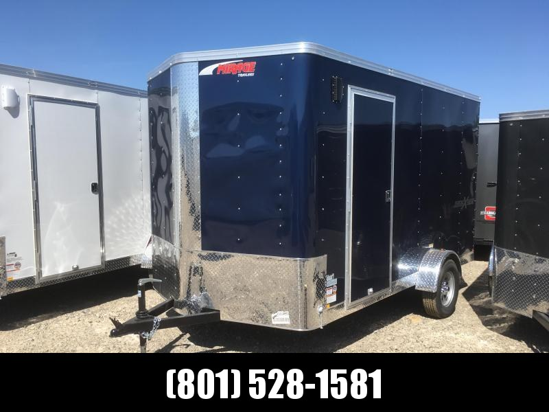 Mirage 7x12 Blue Xpres w/Ramp & SideXSide Package