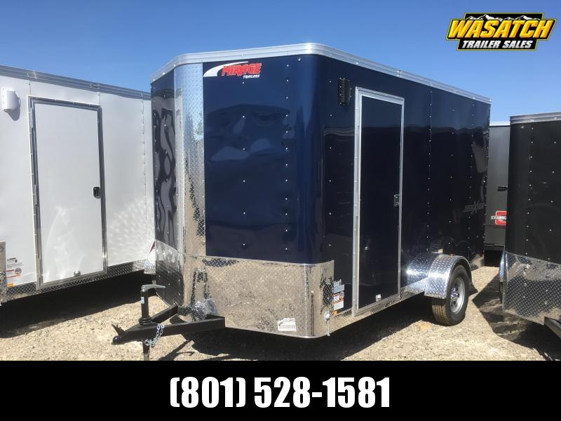Mirage 7x12 Xpres Enclosed Steel Cargo Trailer w V-nose