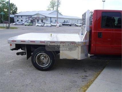 2017 Zimmerman 97X102 Aluminum Truck Bed
