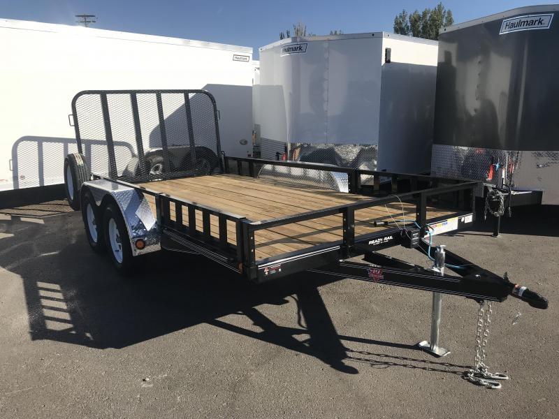 2018 PJ Trailers 14ft UL Utility Trailer