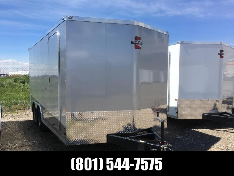 2019 Charmac Trailers 100x16 Stealth Cargo Trailer