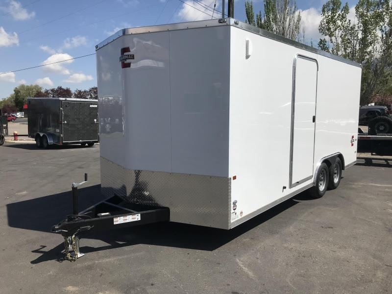 2018 Charmac Trailers 100 x 18 Stealth Enclosed Cargo Trailer