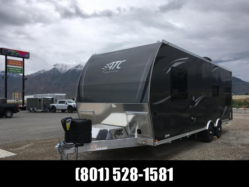 2019 ATC 8.5x25 RV Toy Hauler