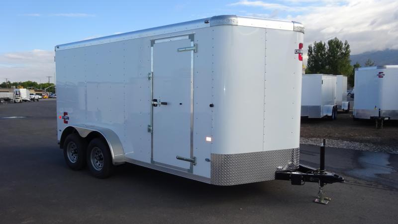 2018 Charmac Trailers 7X14 Standard Duty Enclosed Cargo Trailer